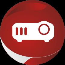 Soluciones de vídeo proyección